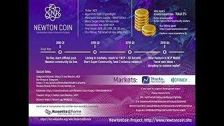 Монетка (Newton Coin) Хорошие новости!!! Майнинг ВЫГОДЕН!!!