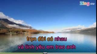Karaoke - Không Cần Phải Hứa Đâu Em - Phạm Khánh Hưng