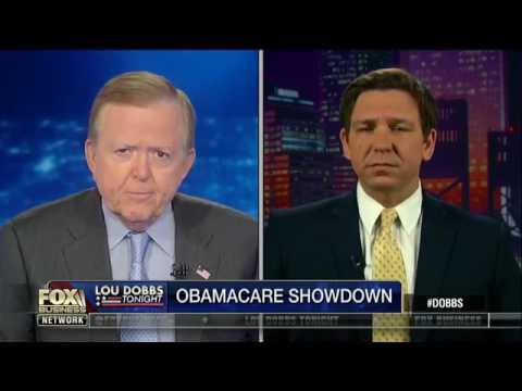 NorthKoreaNews  Rep  Ron Desantis on North Korea, health care reform