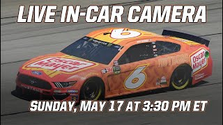 LIVE In-Car: Ryan Newman at Darlington | #NASCARUnfiltered presented by K&N Filters