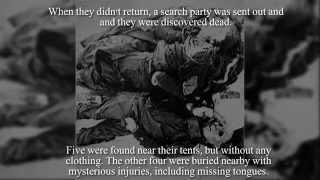 Five Unexplained Dead Bodies