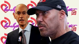 Adam Silver & The NBA  effectively DESTROY LaVar Ball's JBA league #fullbreakdown!