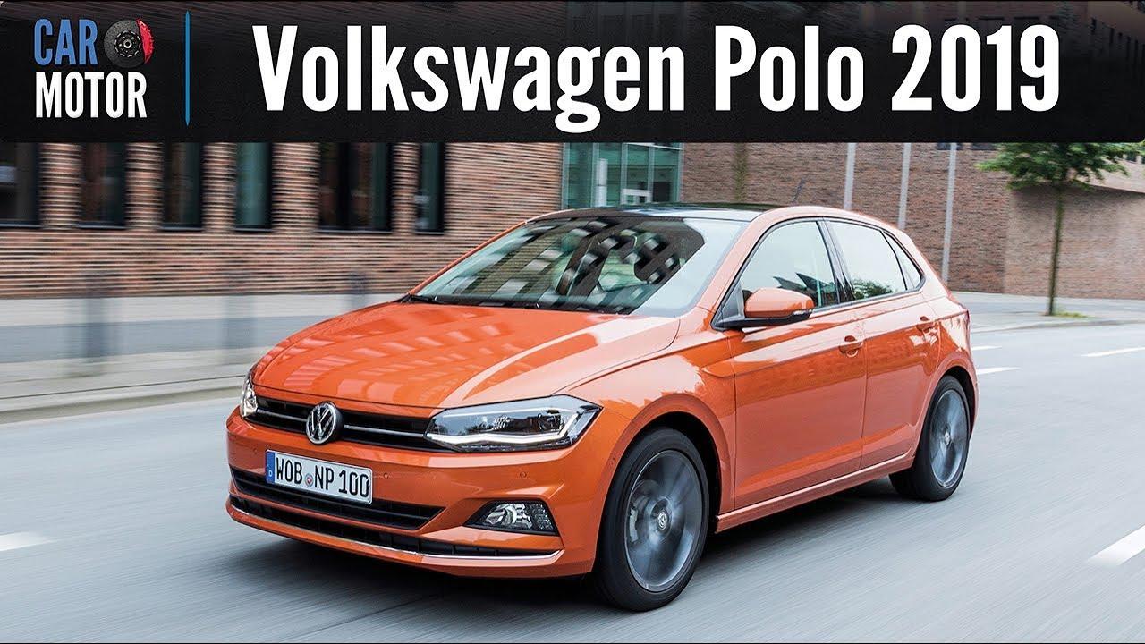 Volkswagen Polo 2019 - Mucho más tecnológico - YouTube