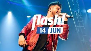 Damián Córdoba pidió disculpas| Flash! ⚡ 14-06