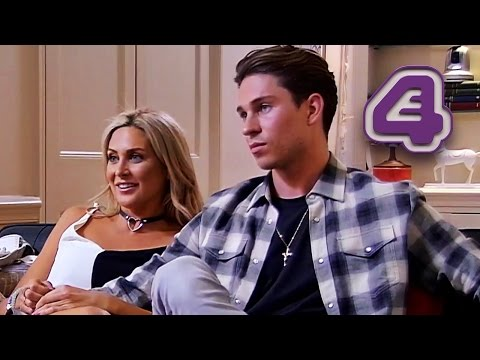 Joey Essex And Stephanie Pratt Have Their Relationship Examined   Celebs Go Dating