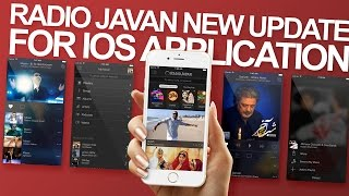 "Radio Javan iOS App Tutorial - ""Adding To My Music"""