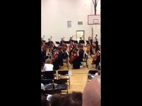 Bozeman Honors Orchestra - Music from Frozen