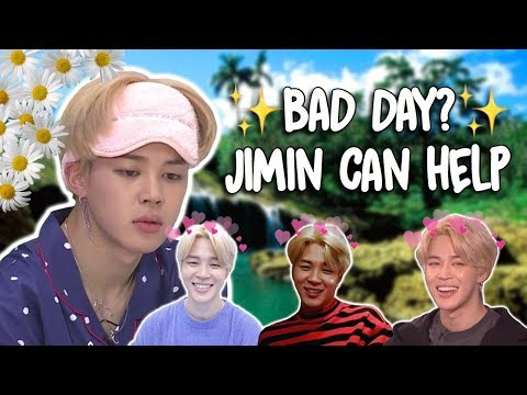 A Video To Watch When You're Sad: Jimin Version