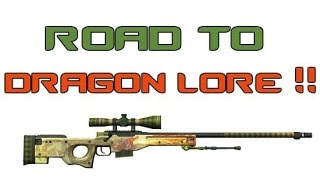 Road To Awp Dragon Lore Ep 3 Finale