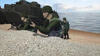 U.S., South Korea push forward with annual military drills