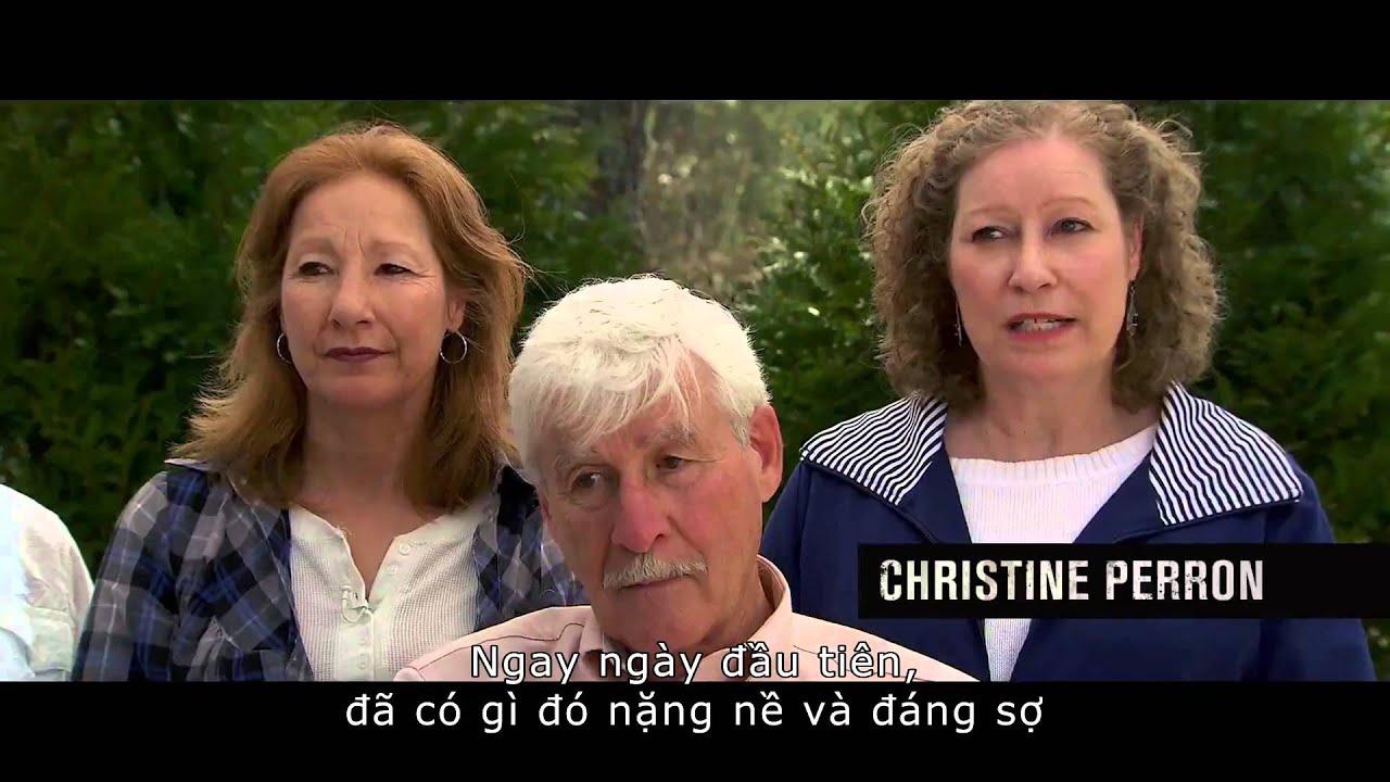 Ám Ảnh Kinh Hoàng - Trailer #3 - Câu chuyện khủng khiếp của gia đình Perron