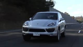ポルシェ・カイエンS vs ランドローバー・レンジローバースポーツ5.0 V8(フルバージョン)【DST#017】