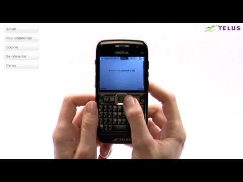 Nokia E71 - En détail