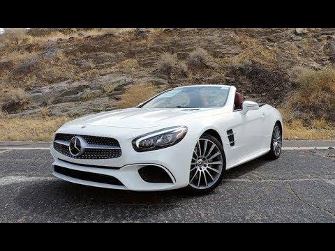 2018 Mercedes Benz Sl 550 M12300