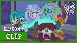 Neighsay Accuses & Captures The Young 6 (School Raze) | MLP: FiM [HD]