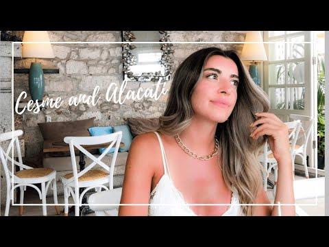 Cesme, Alacati and Ilica Beach | Best Turkish Beaches 2020 (Türkçe Altyazılı)