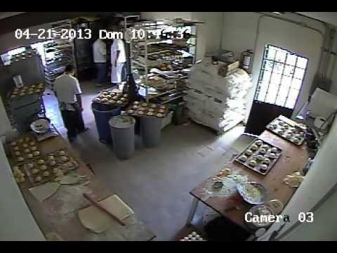 Video fantasma de monja en el Café Tacuba