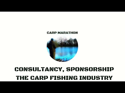 CONSULTANCY, SPONSORSHIP, GETTING INVOLVED IN THE CARP FISHING INDUSTRY