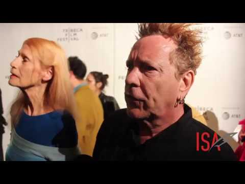 John Lydon (Johnny Rotten) on Being the Subject of a Documentary