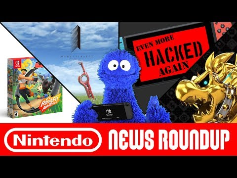 More Park Pics, Monolith Wants a Smaller Project, Hackers Mad | NINTENDO NEWS ROUNDUP