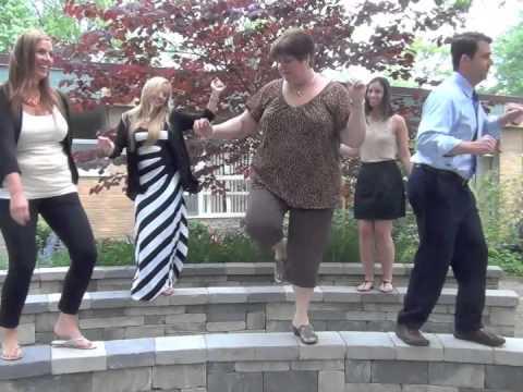 Point Road School Happy Dance