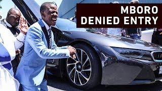 "Pastor Paseka ""Mboro"" Motsoeneng attempted to meet with Pastor Alph Lukau at his church, Alleluia International Ministries, in Sandton. Mboro has demanded answers from Lukau over the controversial 'resurrection' video."