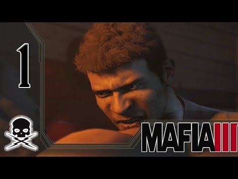 1) Mafia III Gameplay/Playthrough w/Commentary & Facecam | Viva The New Bordeaux