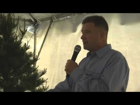 New York Congessman Chris Gbison Visits Green Renewable, Inc.