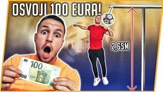 DODIRNI LOPTU = OSVOJI 100 EURA!