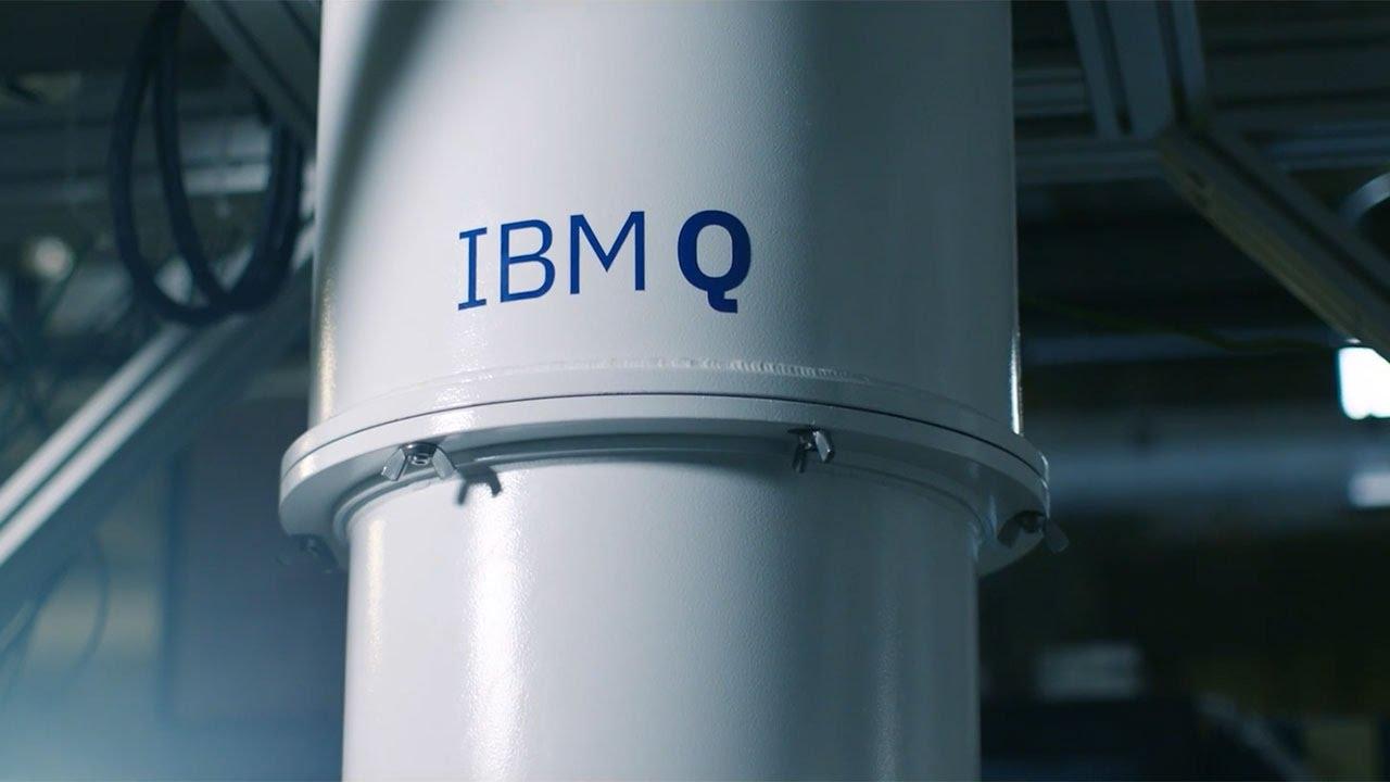 IBM Q universal quantum computer