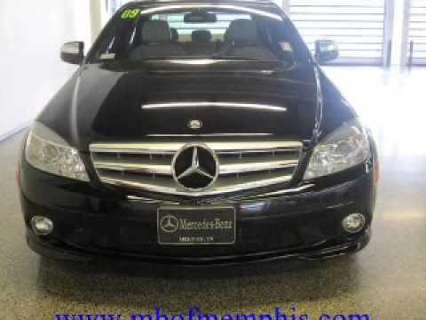 2009 Mercedes Benz C Class   Memphis TN