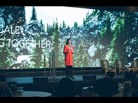 2017 BC Tourism Industry Conference presentation - February 23, 2017