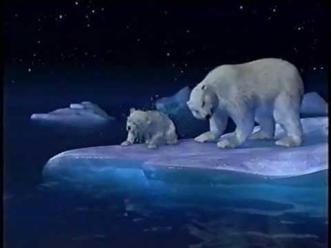 Coca-Cola Werbung Eisbären 1999