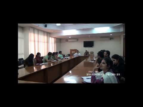 Studying Future- an alternative way of doing science (31-10-12)