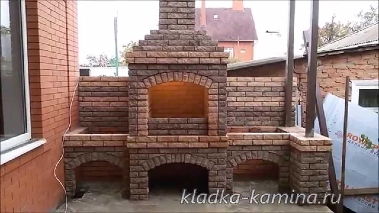 Видеоурок строительство барбекю камины электрические dimplex opti myst