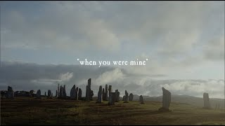 Anna Ternheim - When you were mine ( Acoustic Version in Stornaway )
