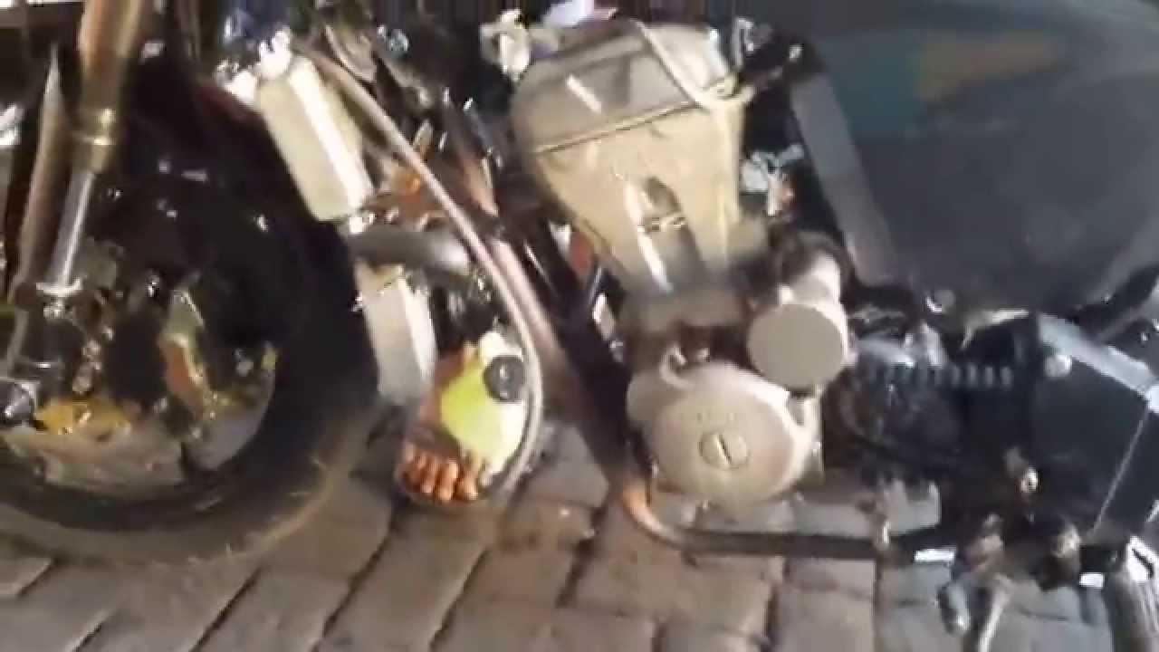 Koleksi 94 Modifikasi Motor Cb 2 Silinder Terlengkap Fire Modif
