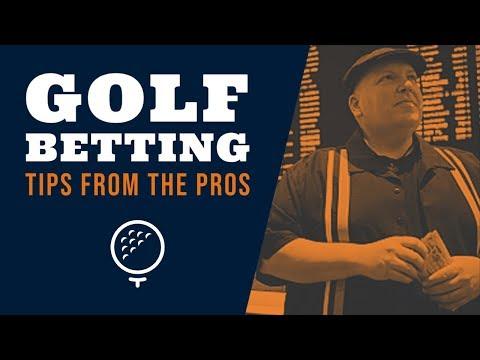 Golf Betting Tips + Strategies (w/ Krackman & PGA Caddie Cayce Kerr)