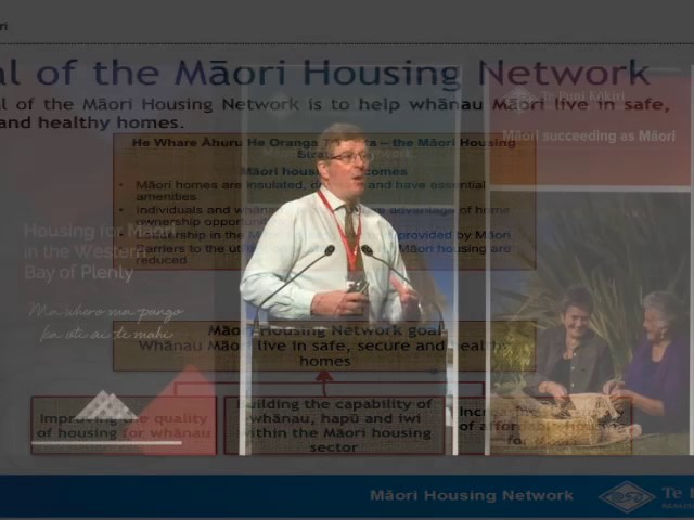 Tauranga National Māori Housing Conference 2016 - Panel Session