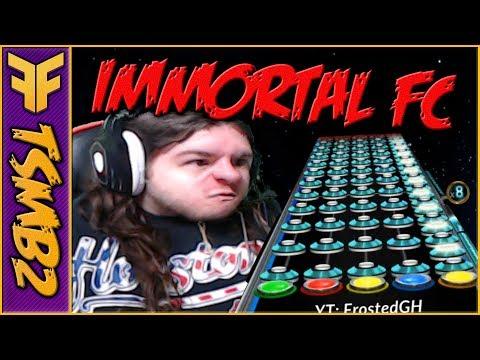 Immortal ~ 100% FC!! [Clone Hero]