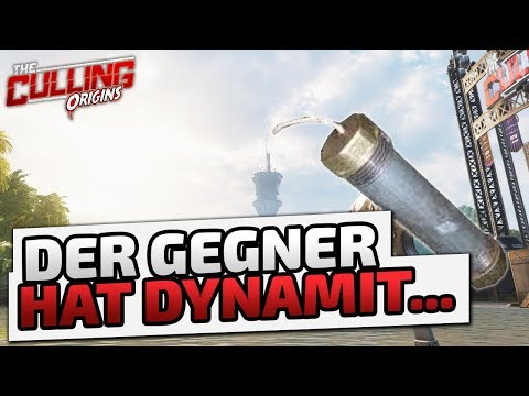 Der Gegner hat Dynamit... - ♠ The Culling: Origins ♠ - Deutsch German - Dhalucard