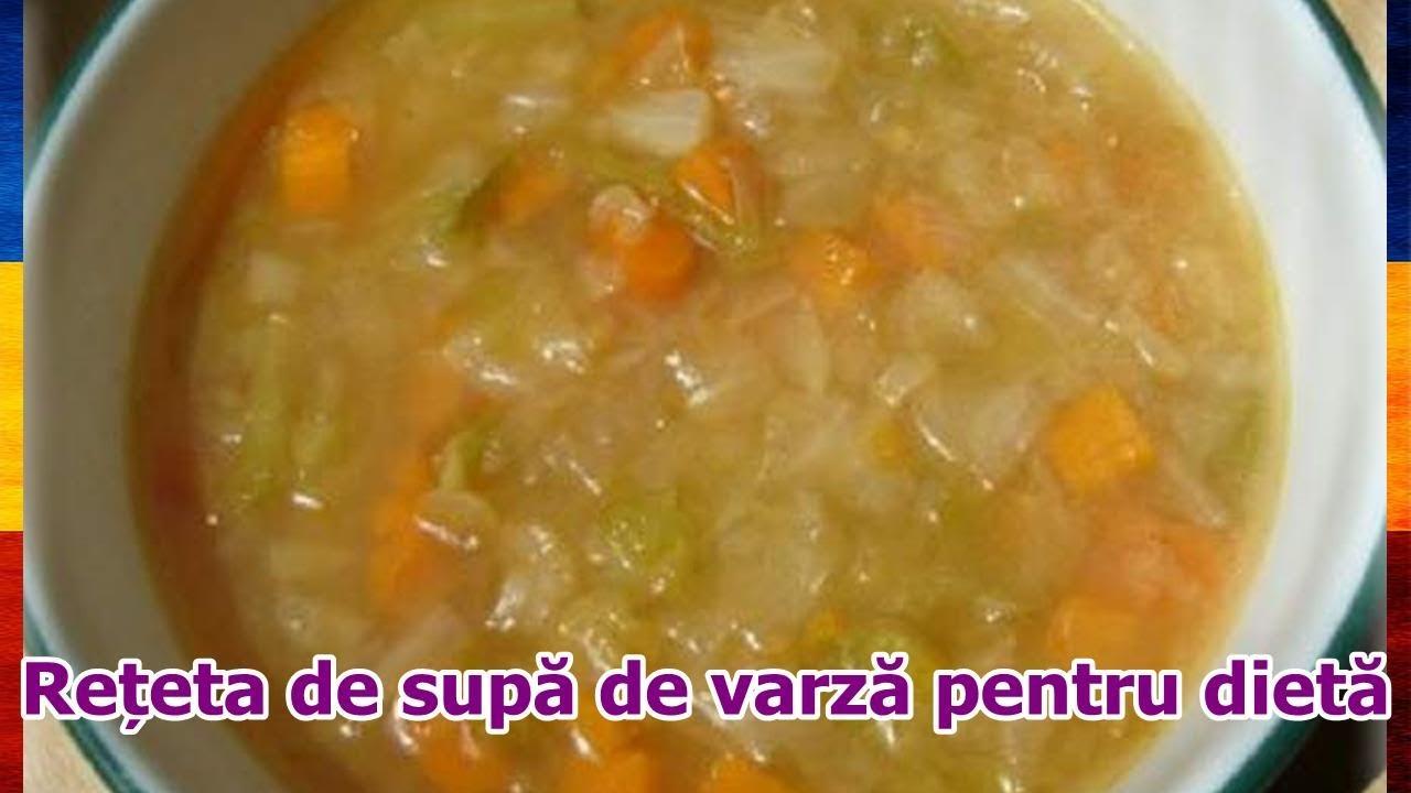supa de varza reteta pentru slabit
