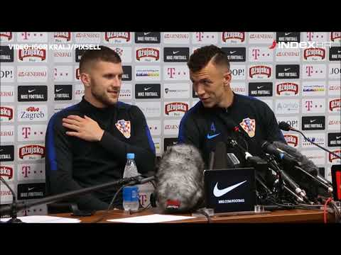 Ivan Perišić i Ante Rebić - ''Nama je ponos i čast igrati za reprezentaciju!''
