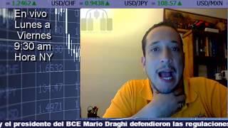 Punto 9 - Noticias Forex del 29 de Agosto del 2017