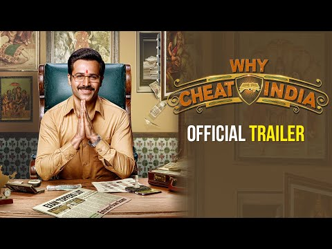 Why Cheat India Trailer | Emraan Hashmi | Soumik Sen | Releasing 18 January