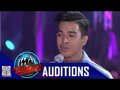 """Pinoy Boyband Superstar Judges' Auditions: Jindric Macapagal – """"Night Changes"""""""