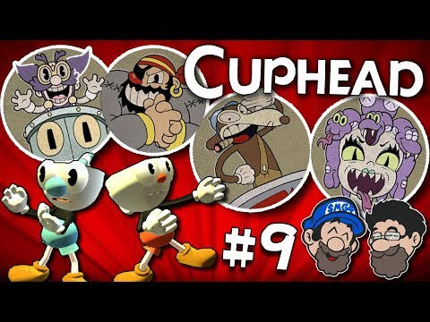 OH SNAP, WE GET GOOD || PART 9 || CUPHEAD