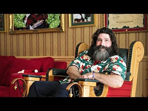 Mick Foley's Home for the Holidays
