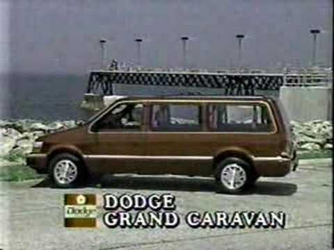 1990s 1992 Dodge Grand Caravan WEWS Commercial