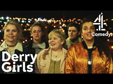 Going for A Drink with Your Teacher | Derry Girls